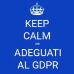 Come rispettare il nuovo regolamento (RGPD) del 2018