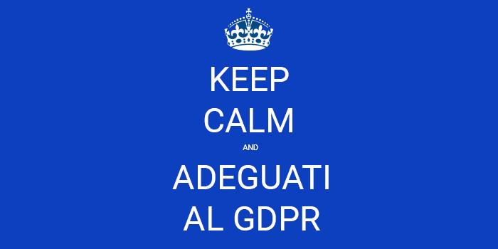 Come rispettare il nuovo regolamento (RGPD) del 2018 1