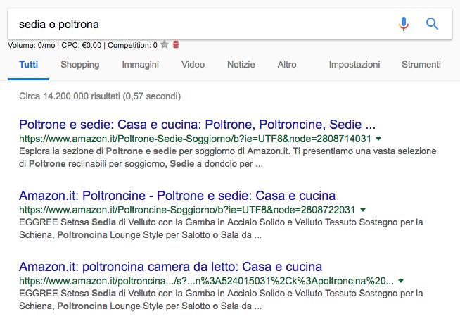 Google Footprints Unione ricerche - Confucionet