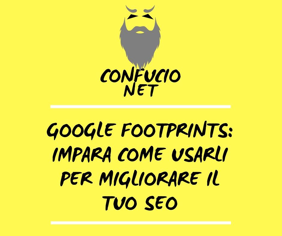 Seo Footprints