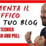 Come AUMENTARE VISITE al SITO web – Strategia PUSH and PULL