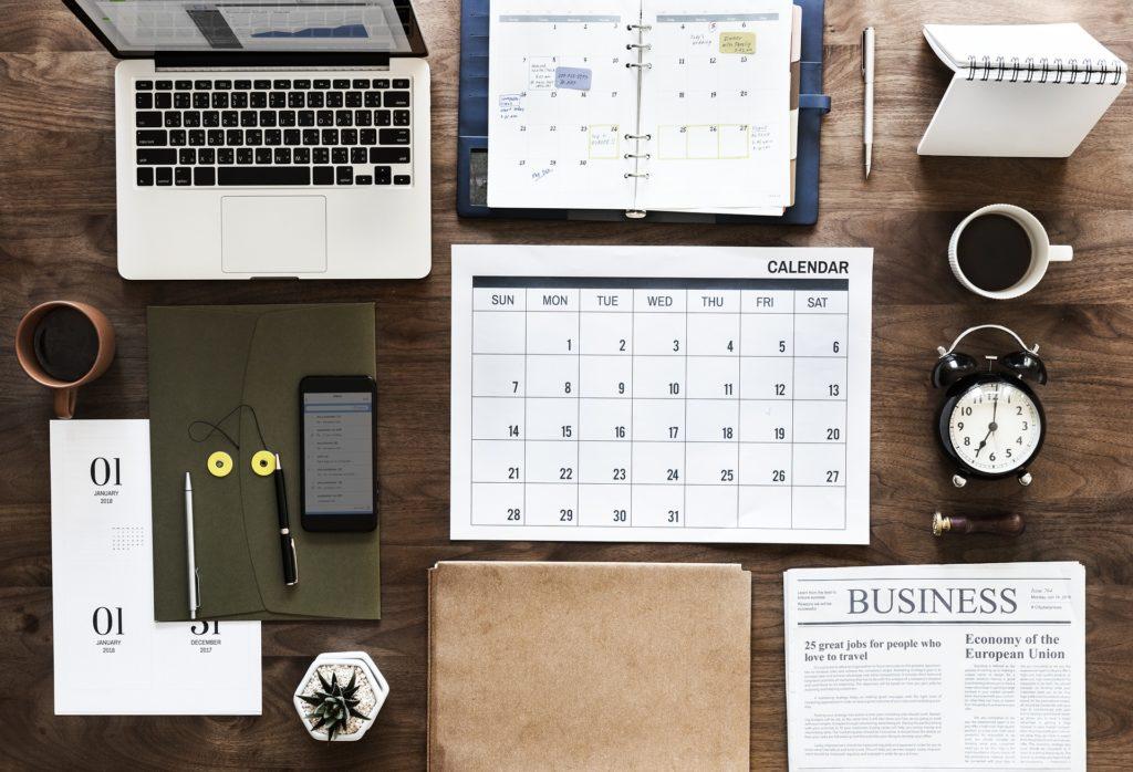 Come creare un calendario editoriale per i social media? Modello Excel 3
