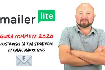 MailerLite Guida 2020