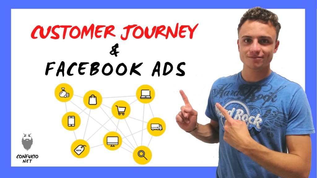 Customer Journey e Facebook Ads