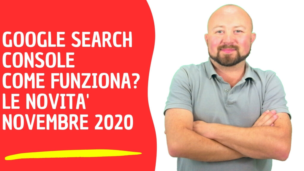 Guida Google Search Console 2020