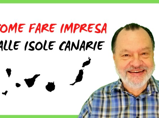 Come Far Impresa alle Isole Canarie