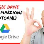 Google Drive come funziona
