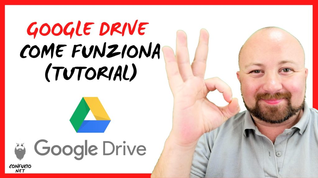 Google Drive Come Funziona Tutorial