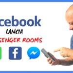 Facebook annuncia Messenger Rooms, è guerra a Zoom !?