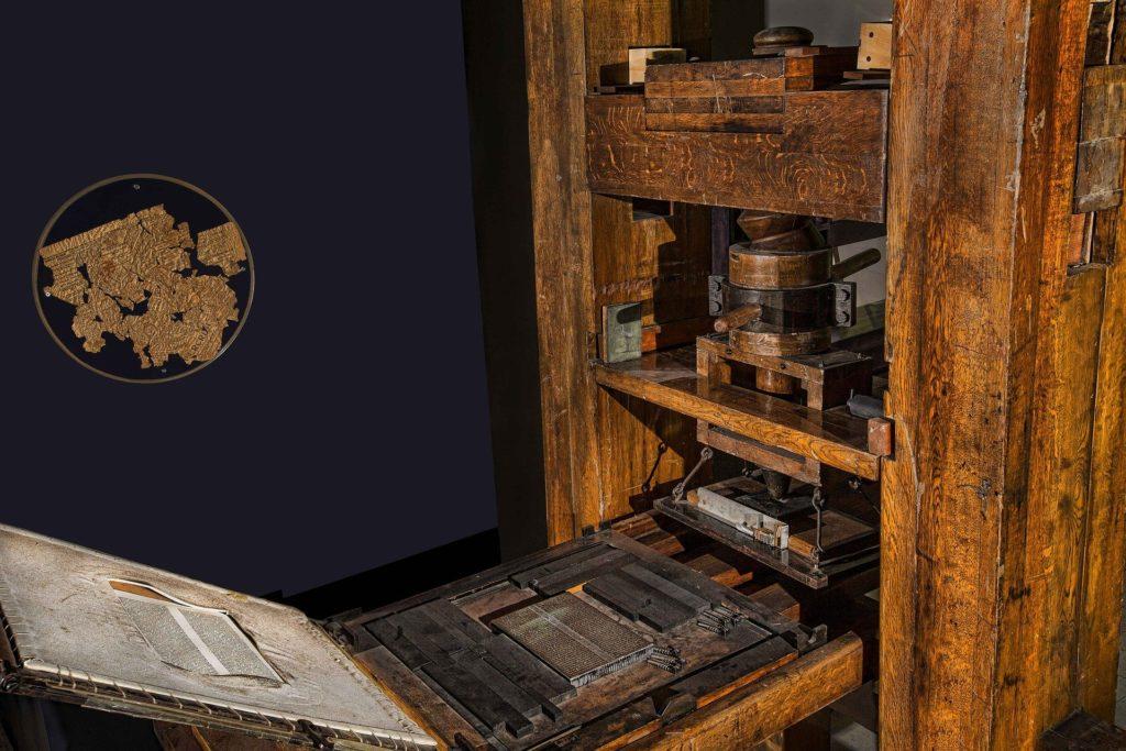stampa gutenberg
