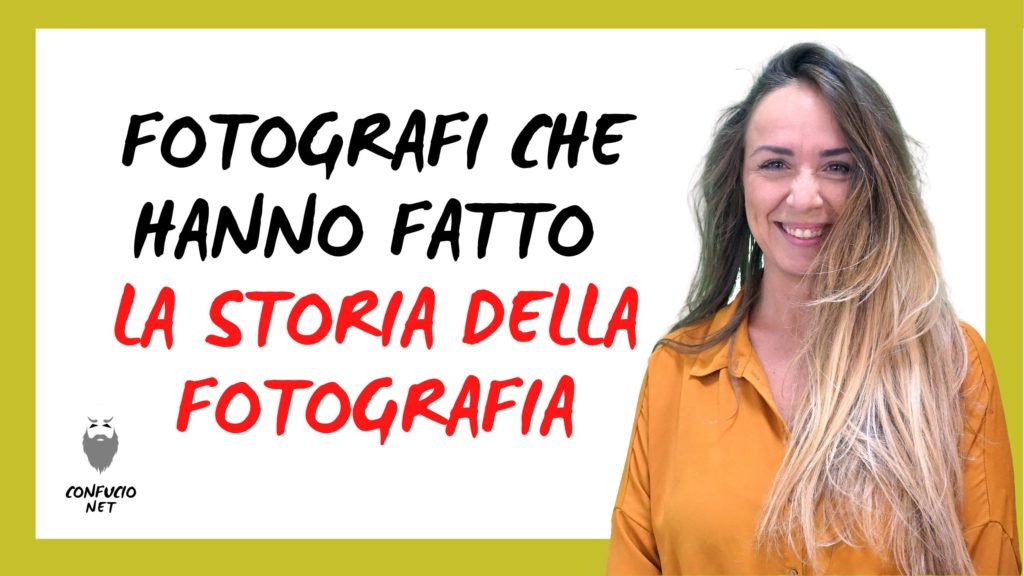 Fotografi storia della fotografia