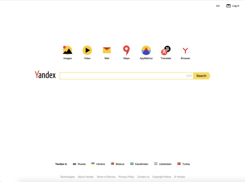 Motore di ricerca Yahdex