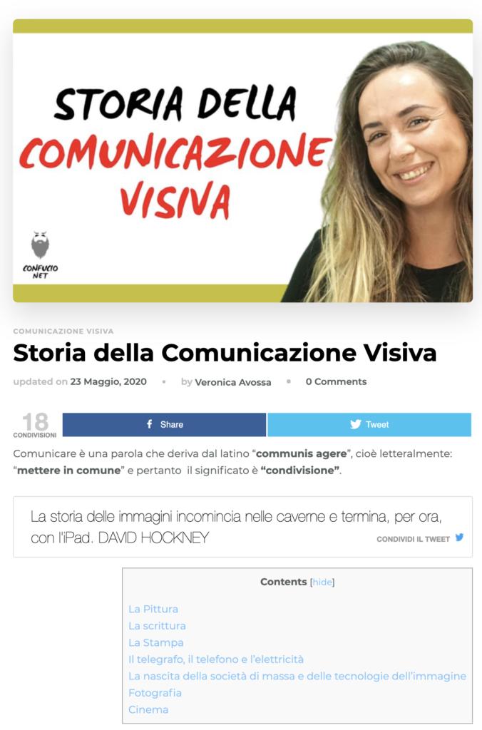 Post Comunicazione Visiva