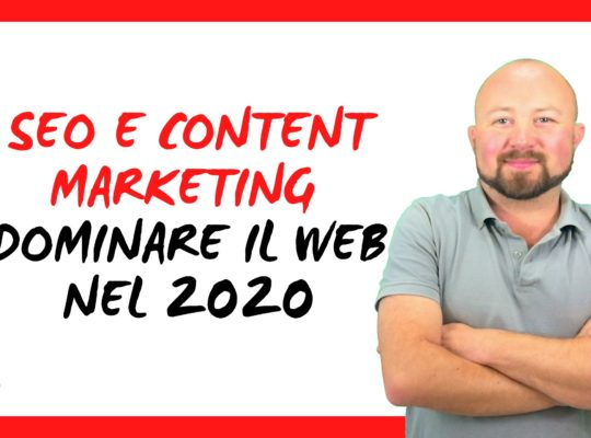 SEO e Content Marketing