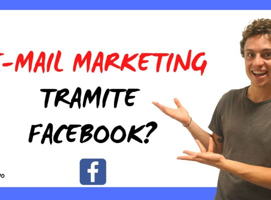 e-mail marketing facebook