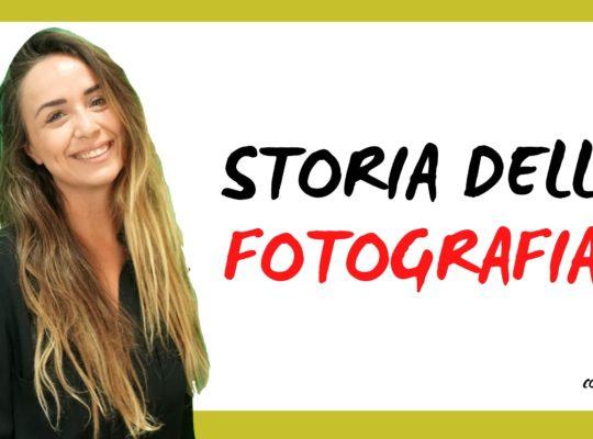 La storia della fotografia 2