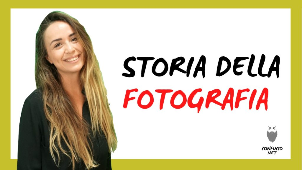 La storia della fotografia 6