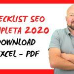 Checklist SEO completa 2020