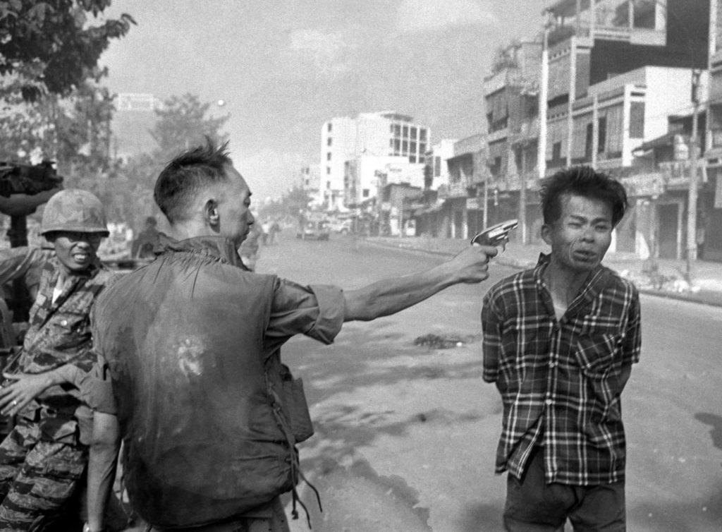 Esecuzione di Saigon 1968 - Eddie Adams