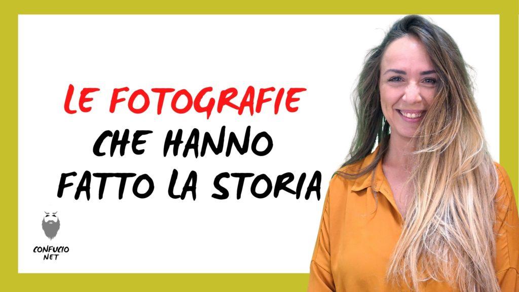 Le fotografie che hanno fatto la Storia