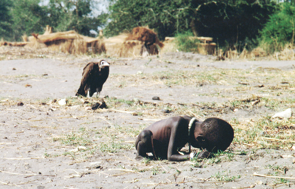 Starving Child and Vulture - Kevin Carter