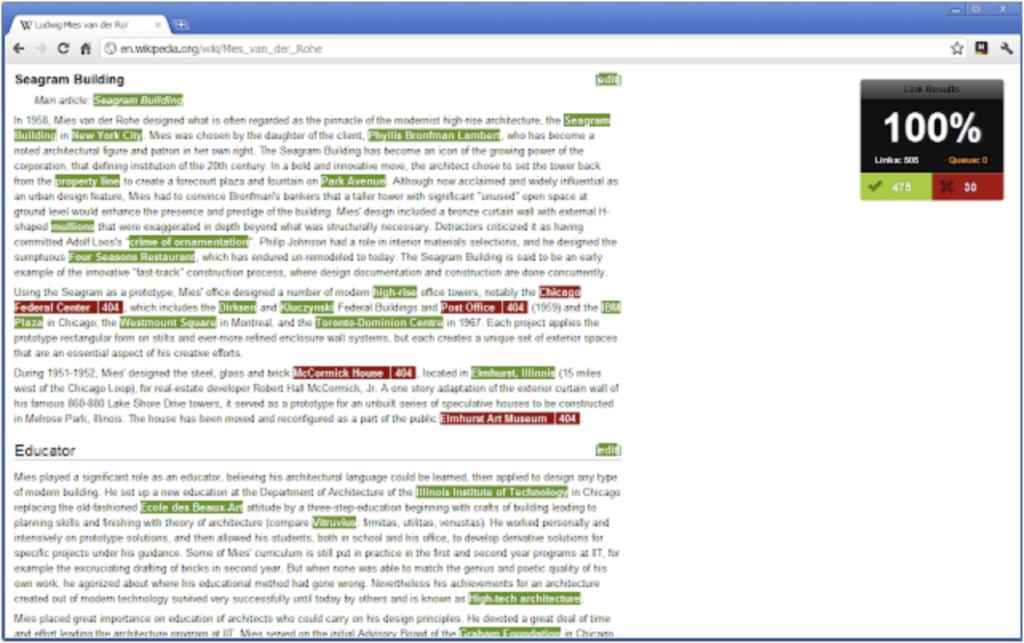 Check My Links (Estensione Chrome)