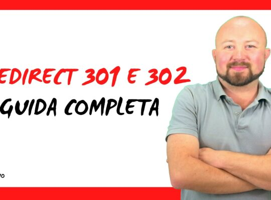 Guida Completa Redirect 301 e 302 7