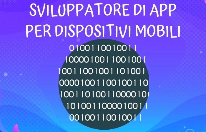 Sviluppatore di app per dispositivi mobili
