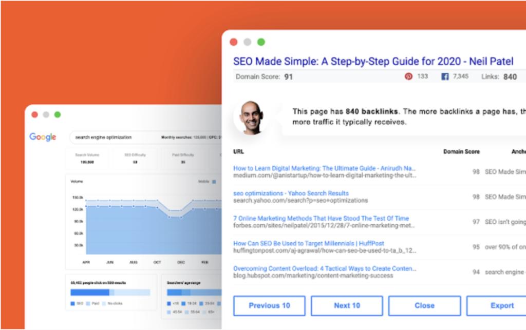 Le migliori estensioni SEO di Google Chrome 2020 1
