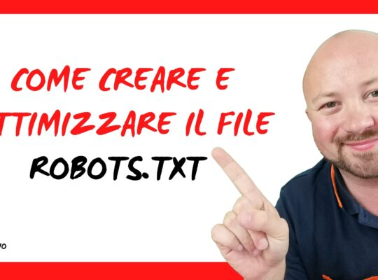 Come creare e ottimizzare il file Robots.txt 5