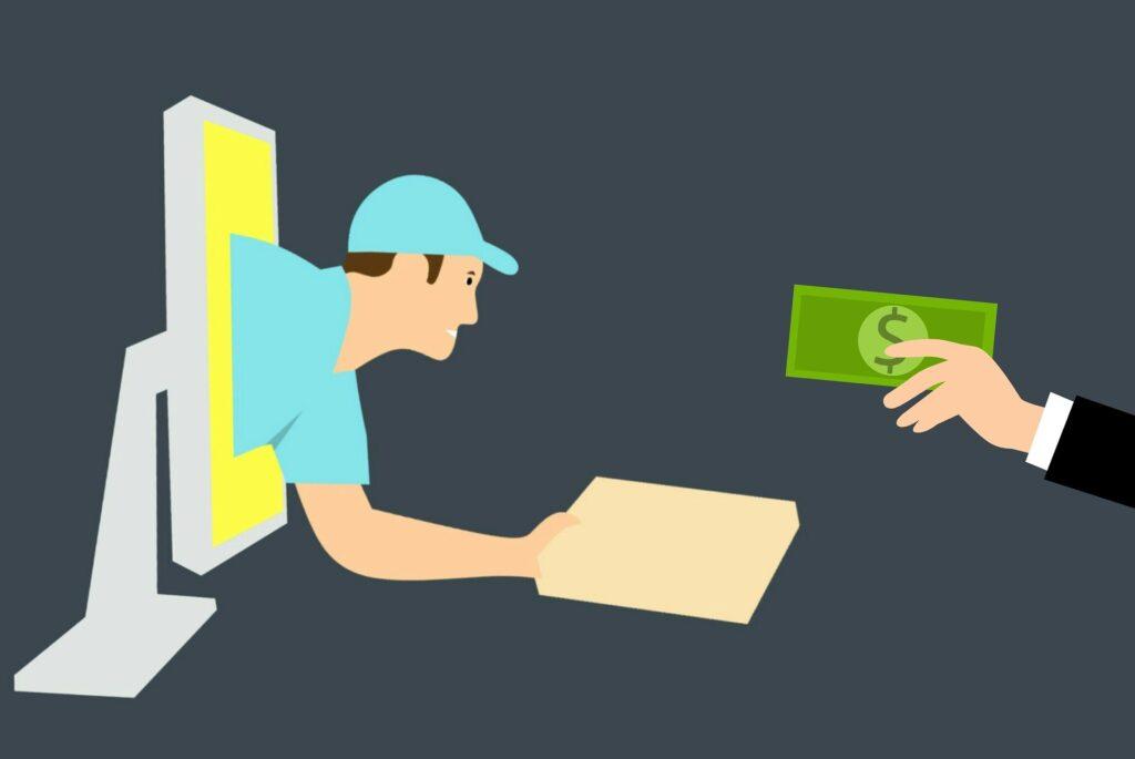 consegna logistica ecommerce