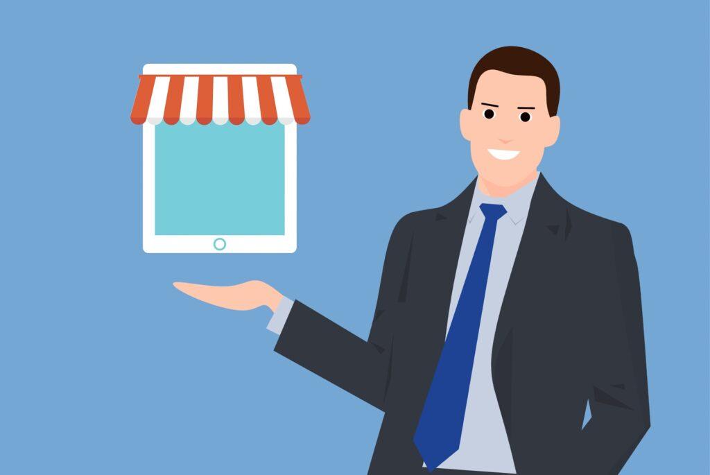 creazione negozio online