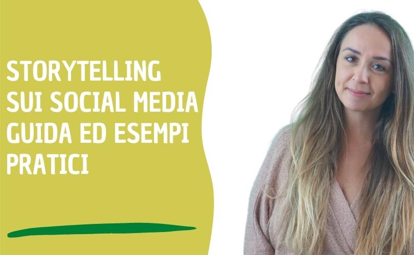 Storytelling guida social media