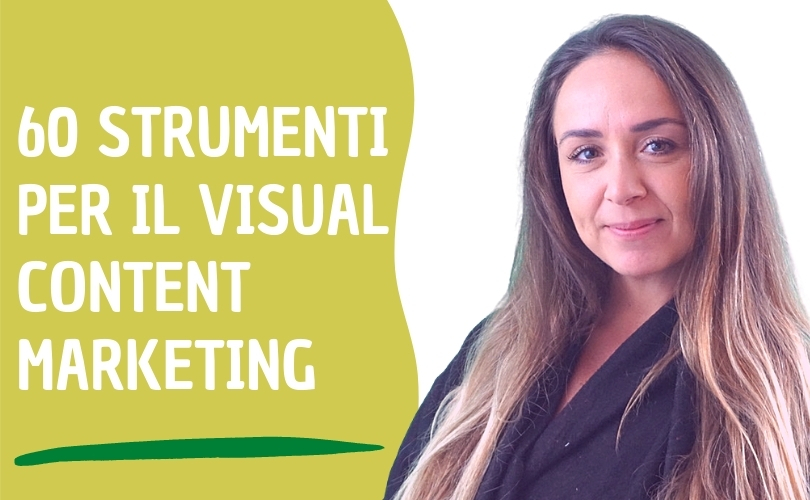 Strumenti Visual content marketing