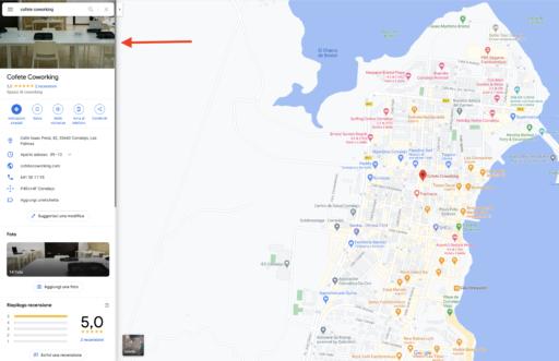 Immagine di Copertina Google My Business