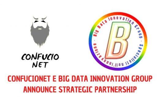 Confucionet e Big Data Innovation Group Announce Strategic Partnership
